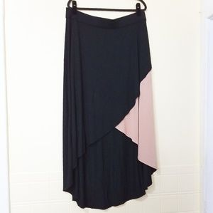 Lane Bryant NWT Two-Toned Skirt Size: 18/20